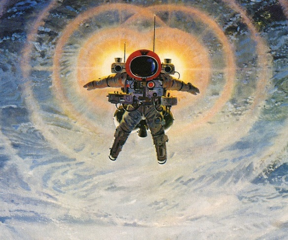 Illustration by Robert McCall (1973)